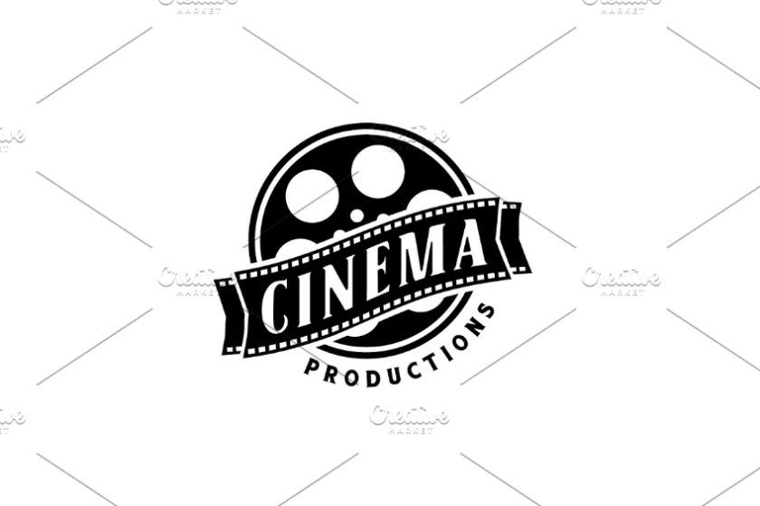 Reel Cinema Identity Design