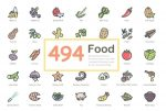 18+ Best Food Icons Download SVG | PNG | EPS