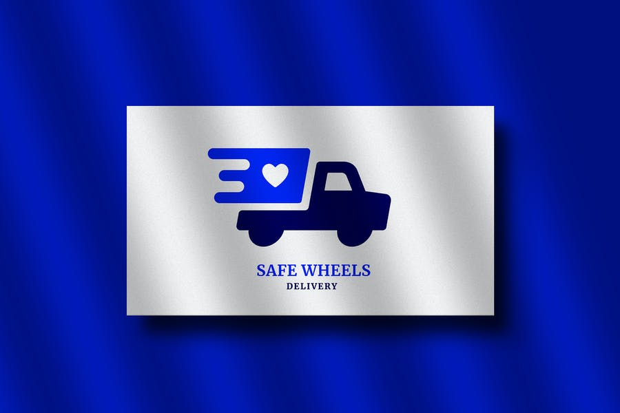 Safe Wheels Logo Template