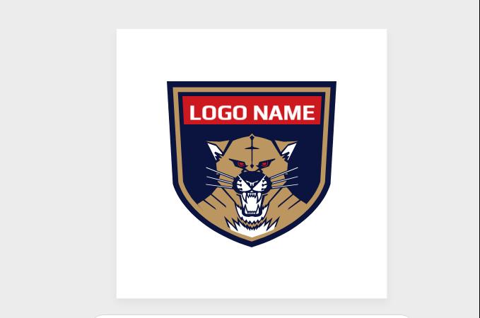 Shield Style Animal Logo