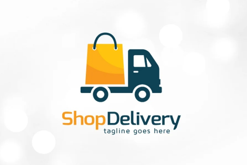 Simple Online Store Logo