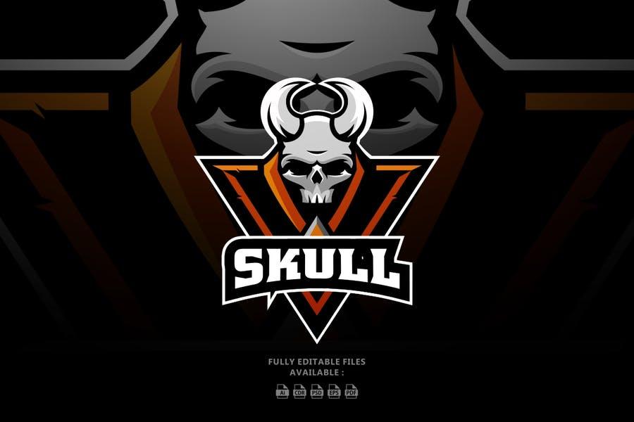 Skull Sports Identity Design