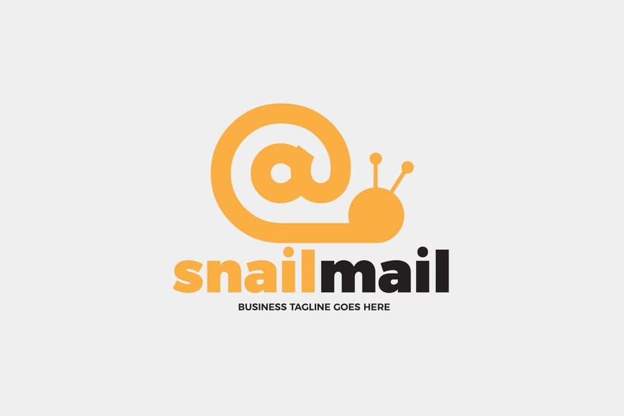 Snail mail Identity Design
