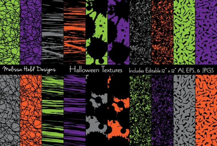 Splatter and Spatter Textures