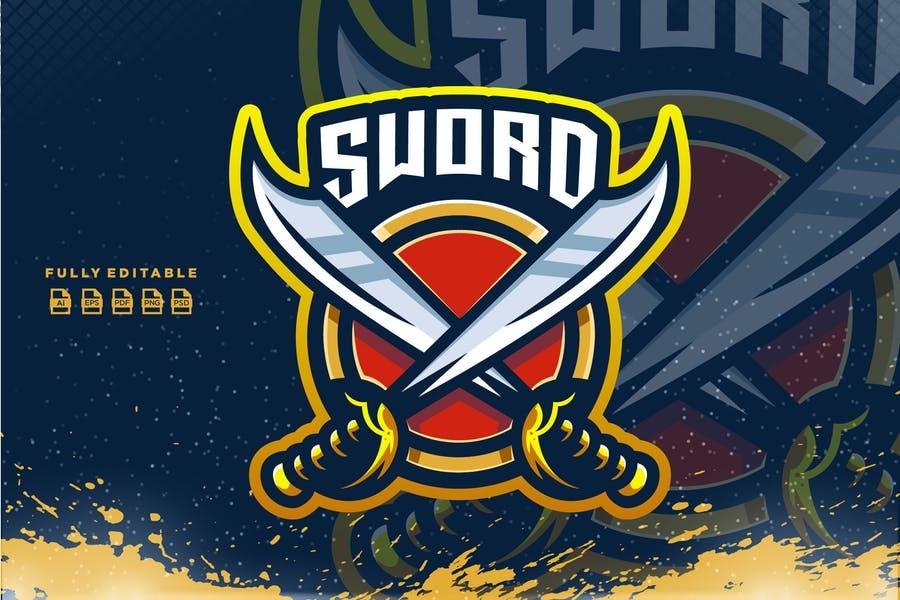 Sword Emblem Design