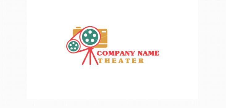 Vintage Film Company Branding Design