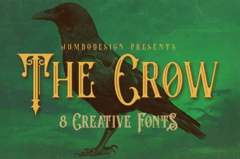 Vintage Headline Display Fonts