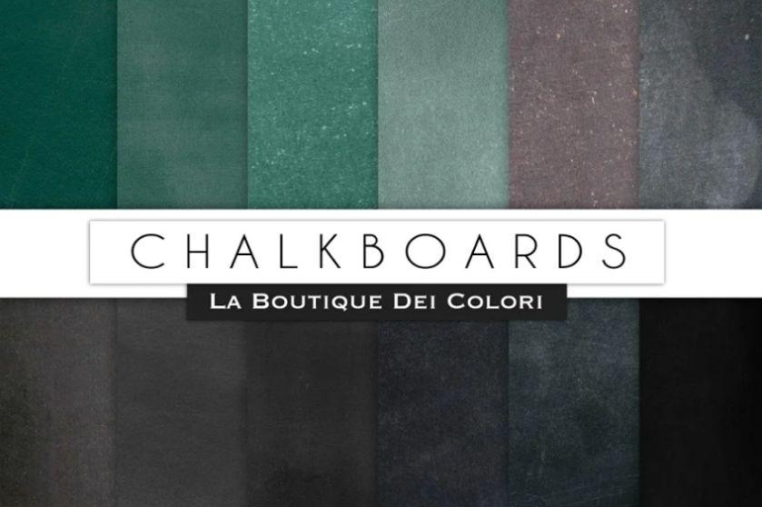 Vintage Style Calkboard Backgrounds