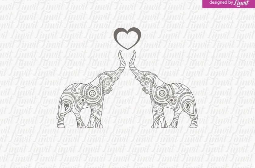 Wedding Style Invitation Logo