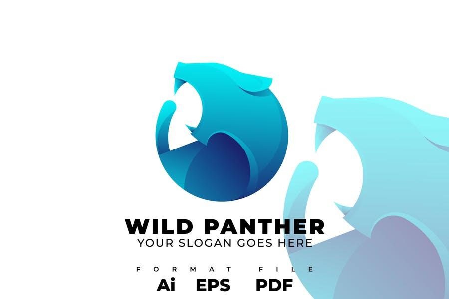 Wild Panther Identity Design