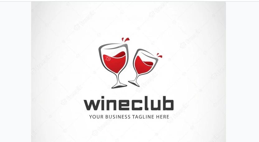 Wine Club Logo Designs