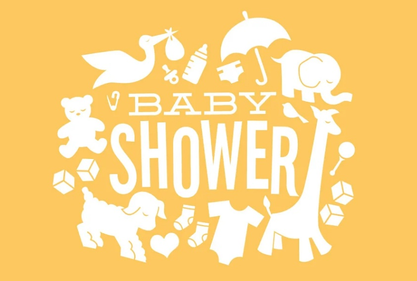 baby Shower Clipart Illustrations