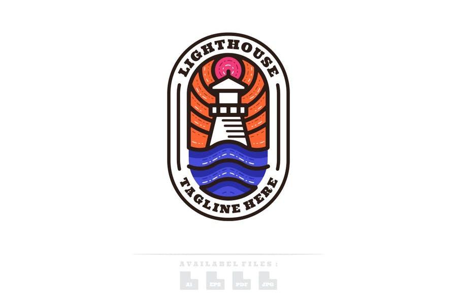 label Style Harbor Logo