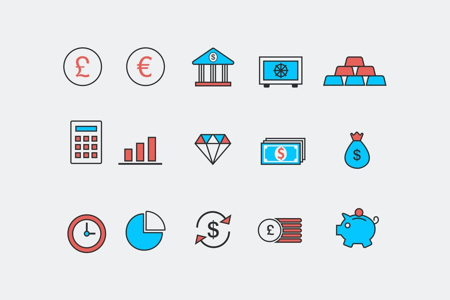 15 Bank and Finance Elements