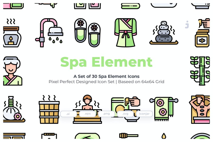 30 Creative Spa Elements