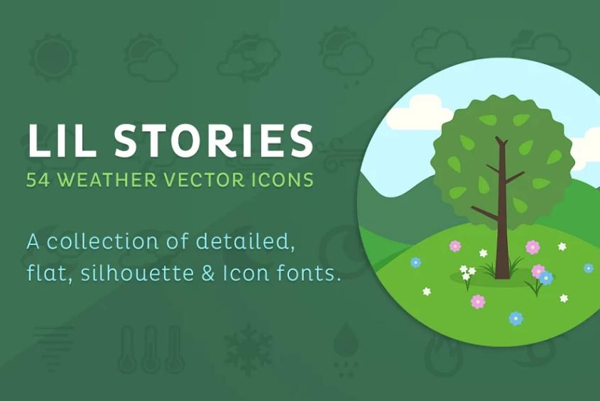 54 Unique Sketch Icons