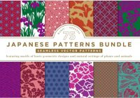 Japanese Pattern Designs