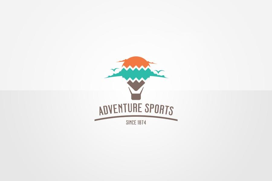 Adventure Sports identity Design
