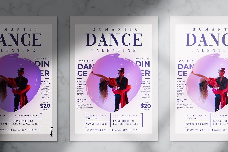 Ai and EPS Dance Studio Poster