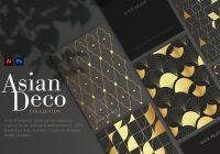 Art Deco Pattern Design