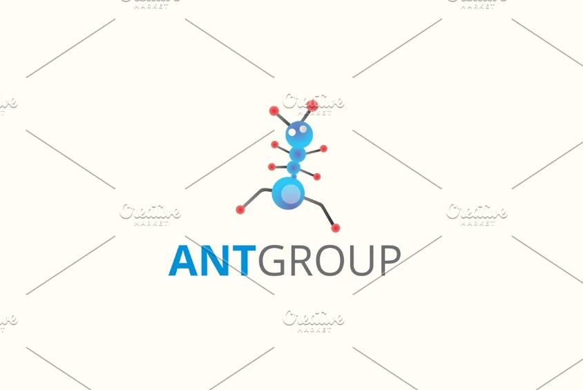 Ant Group Branding Design