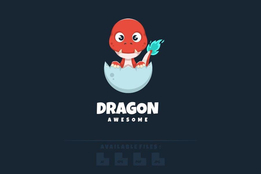 Baby Dragon Identity Design
