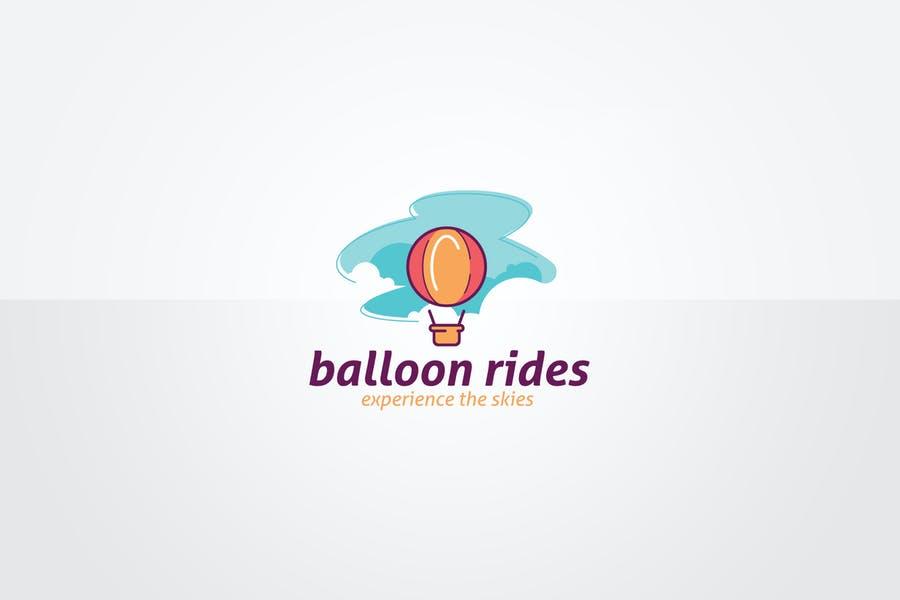 Balloon Rides Identity Design