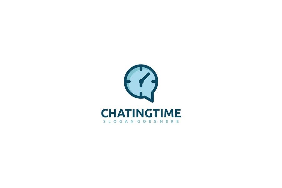 Chatting App Logo Design