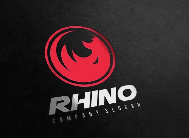 Circular Rhino Identoity Design