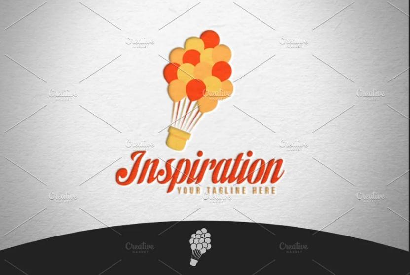 Creative Balloons Identity Design