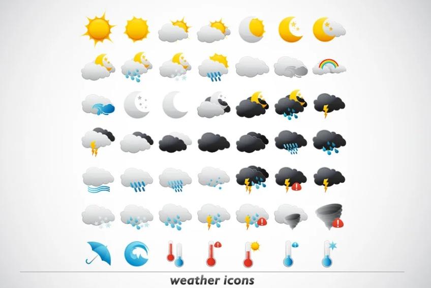 Creative Cloud Icon Designs