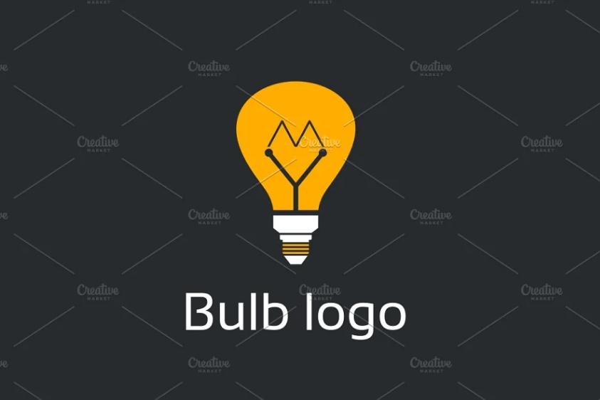 Creative Colored Logo Template