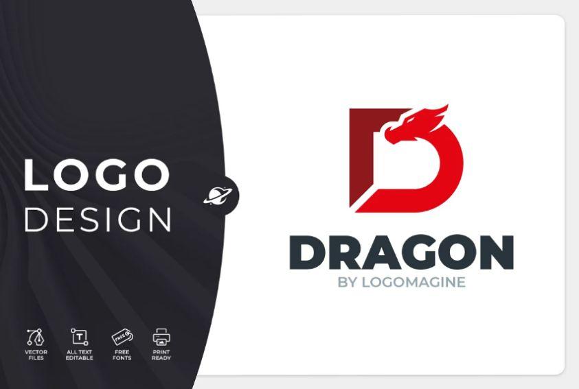 Creative D Letter Logo Design