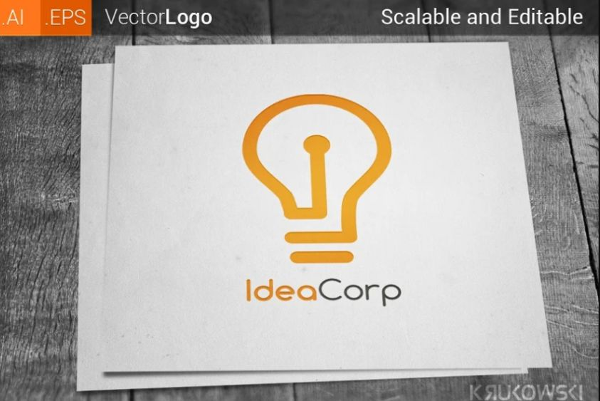 Creative Energy Logo Template