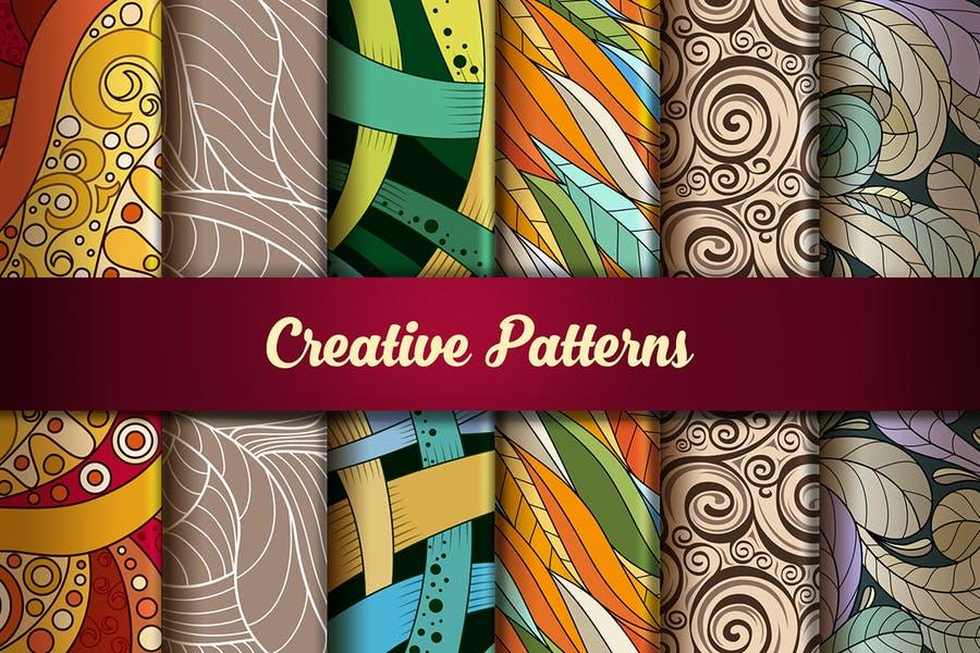 Creative Floral Background Design