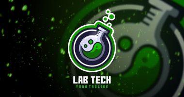 Test Tube Logo Designs