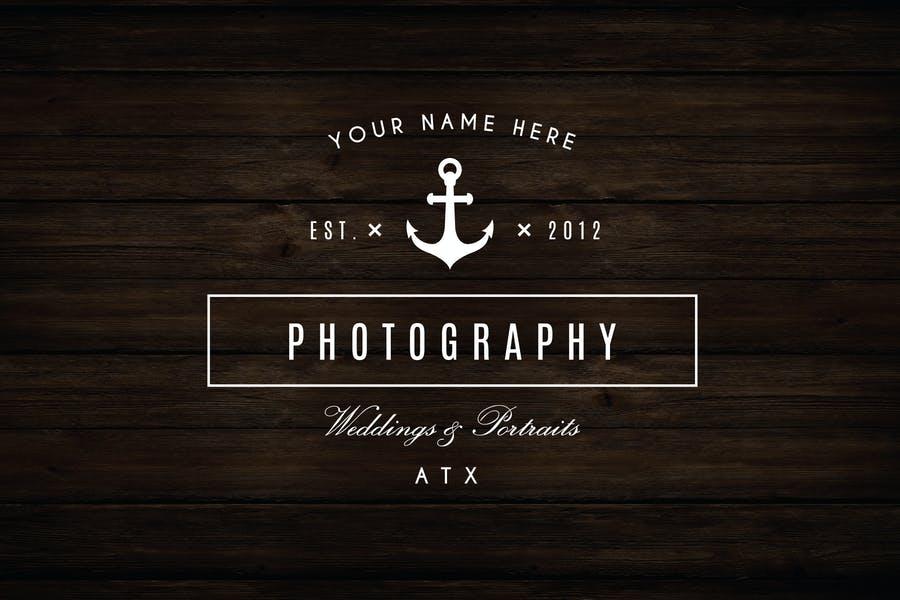 Creative Photography Logo Design