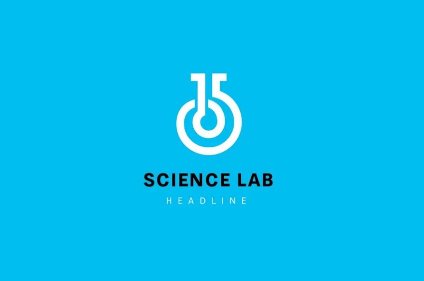 Creative Science Logo Template
