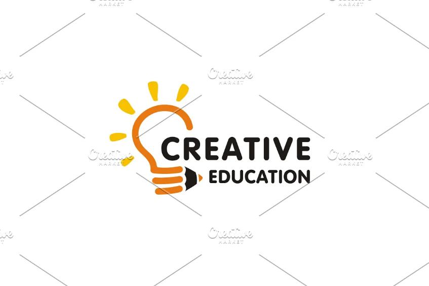 Educational Institute Logo Design Idea