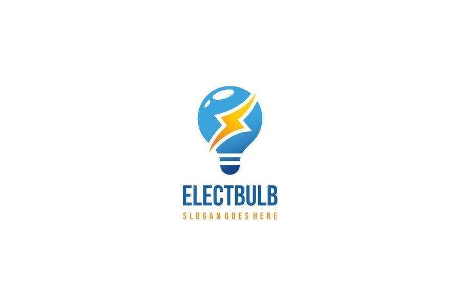 Electric Bulb Identity Design