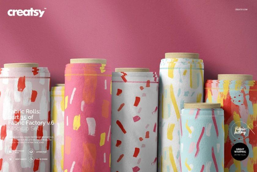 Fabric Pattern Design Presentation