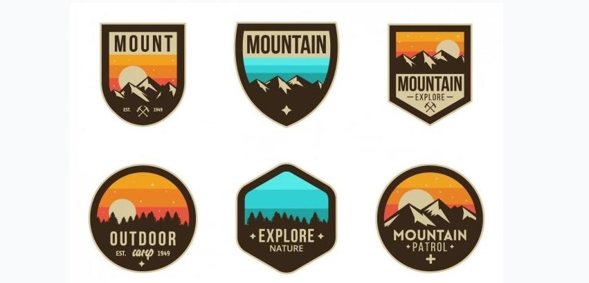 Free Adventure Logo Templates