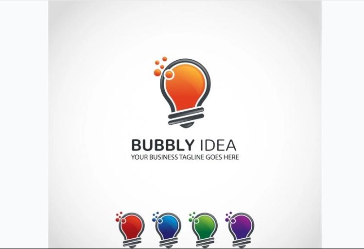 Free Bubbly Logo Design