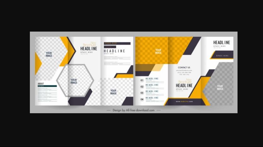 Free Business Tri Fold Brochure