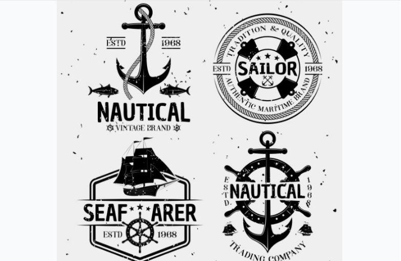 Free Sailor Logo Design