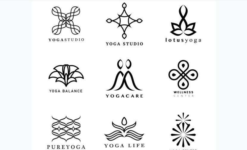 Free Yoga Icons Set