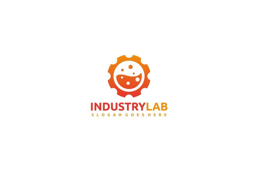 Gear Lab Logo Design