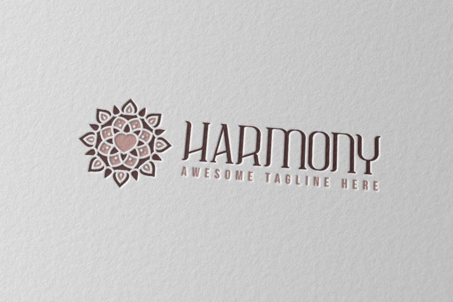 Harmony Logo Design