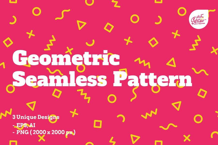 High Resolution Seamless Pattern Designs