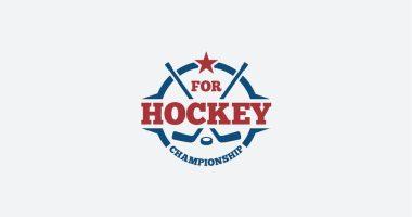 Hockey Logo Design Templates